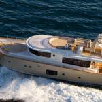 Моторная яхта: покупка в Европе